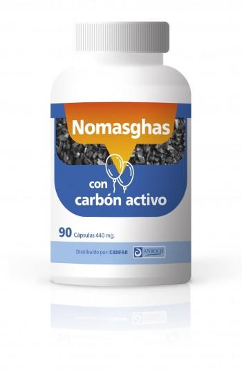 NOMASGHAS, 90 cápsulas de 440 mg.
