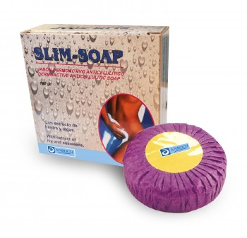 SLIM SOAP, jabón anticelulítico 100 g.