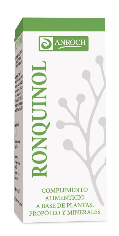 RONQUINOL, disolución de 60 mL.